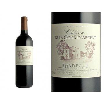 Вино Chateau de la Cour d'Argent Chateau de la Cour d'Argent (0,75 л)