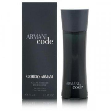 Giorgio Armani Armani Code pour homme, 75 мл