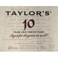 Вино Taylor's 10 Year Old Tawny Porto (0,75 л)