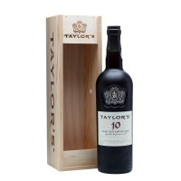Вино Taylor's 10 Year Old Tawny, gift box (0,75 л)