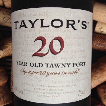 Вино Taylor's 20 Year Old Tawny Port (0,75 л)