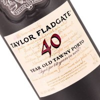 Вино Taylor's 40 Year Old Tawny Port, gift box (0,75 л)