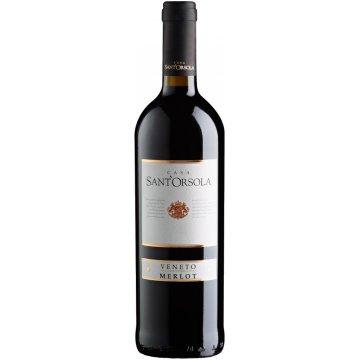 Вино Sant'Orsola Merlot del Veneto (0,75 л)