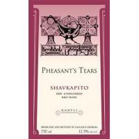 Вино Pheasant's tears Shavkapito (0,75 л)