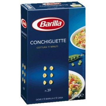 Макароны Barilla №39 Conchigliette, 500 г