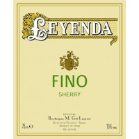 Вино Jose Estevez Leyenda Fino  (0,75 л)