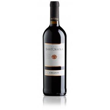 Вино Fratelli Martini Sant'Orsola Chianti (0,75 л)