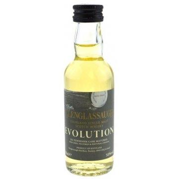 Виски Glenglassaugh Evolution (0,05 л)