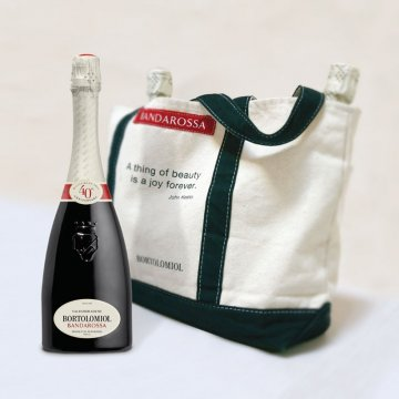 Игристое вино Bortolomiol Bandarossa Valdobiadene Prosecco Superiore (1,5 л)
