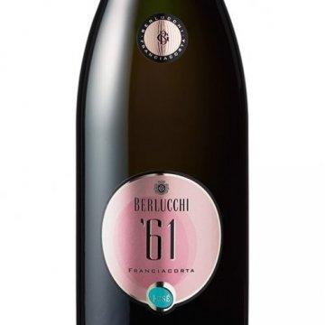 Игристое вино Berlucchi  61 Franciacorta Brut Rose (0,75 л)