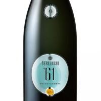 Игристое вино Berlucchi 61 Franciacorta Brut Saten (0,75 л)