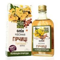 Масло семян горчицы Elit Phito, 200 мл