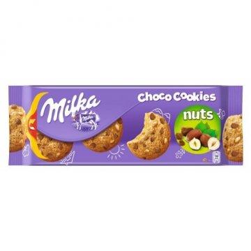Печенье Milka Pieg Ski Nuts, 135 г