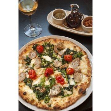 Тарелка Bormioli Rocco Pizza Recipe (33 см)