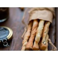 Гриссини Бабене с мукой спельты, 125 г
