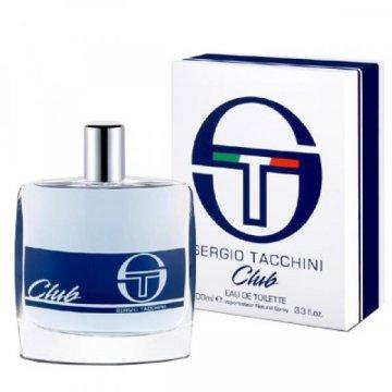 Sergio Tacchini Sergio Tacchini Club, 50 мл