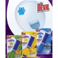 Средство для унитаза Dr. Devil Clean Active, 75 мл