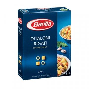 Макароны Barilla №49 Ditaloni Rigati, 500 г