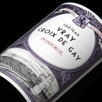 Вино Chateau Vray Croix De Gay, 2009 (0,75 л)