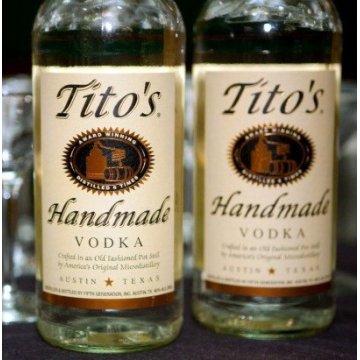 Водка Tito's Vodka (0,7 л)