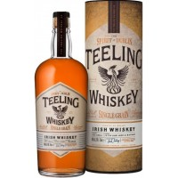 Виски Teeling Single Grain, tube (0,7 л)