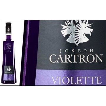 Ликёр Joseph Cartron Violette (0,7 л)