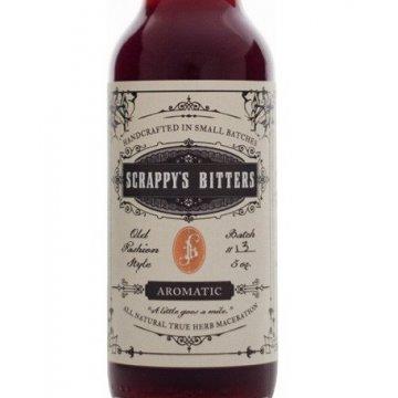 Биттер Scrappy's Bitters Aromatic (0,15 л)