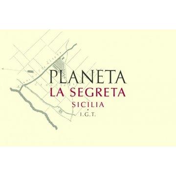 Вино Planeta La Segreta Rosso (0,375 л)