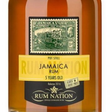 Ром Jamaica 5 Years Old Pot Still (0,7 л)