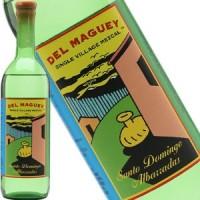 Мескаль Del Maguey Santo Domingo Albarradas (0,7 л)
