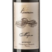 Вино Колонiст Мерло (0,75 л.)
