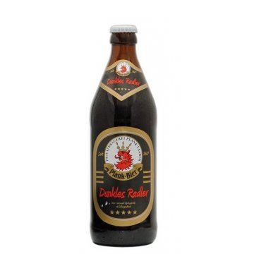 Пиво Plank Dunkles Radler (0,5 л)