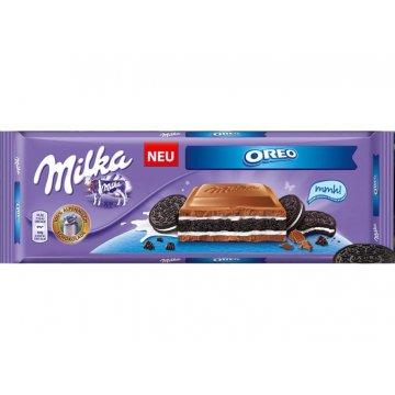 Шоколад Milka Oreo, 300 г (Шоколад)