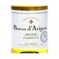 Вино Baron d'Arignac Chardonnay (0,75 л)