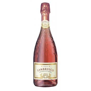Игристое вино Chiarli Rose di Bacco Lambrusco dell'Emilia Rosato (0,75 л)