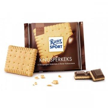 Шоколад Ritter Sport Knusperkeks, 100 г