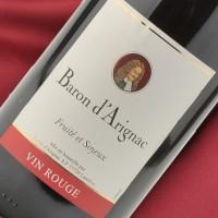 Вино Baron d'Arignac Rouge (0,25 л)