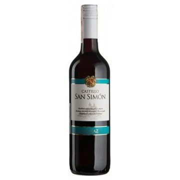 Вино Garcia Carrion Castillo San Simon Shiraz (0,75 л)