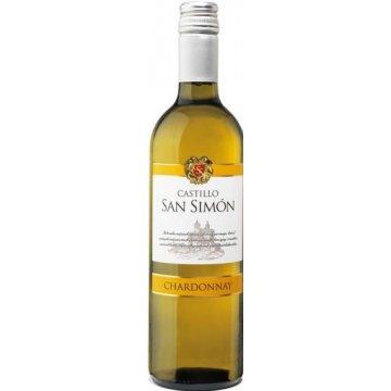 Вино Garcia Carrion Castillo San Simon Chardonnay (0,75 л)