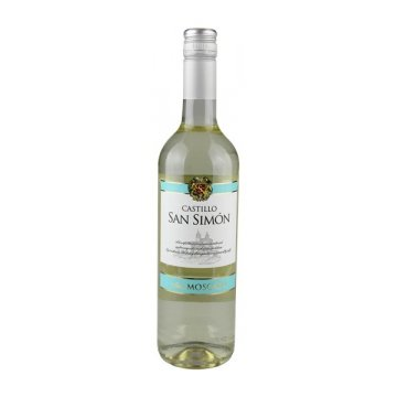 Вино J.Garcia Carrion Castillo San Simon Airen Moscato (0,75 л)