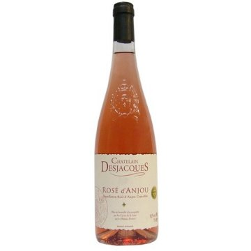 Вино Chatelain Desjacques Rose d'Anjou (0,75 л.)