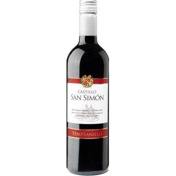 Вино Garcia Carrion Castillo San Simon Tempranillo (0,75 л)