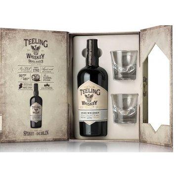 Виски Teeling Small Batch (0,7 л) + 2 glasses GB