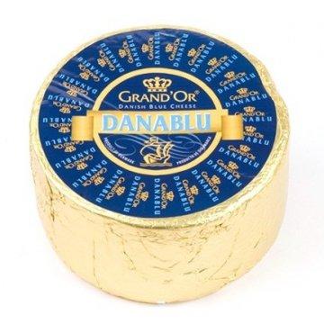 Сыр Danablu Gran'Dor 50%, с голубой плесенью