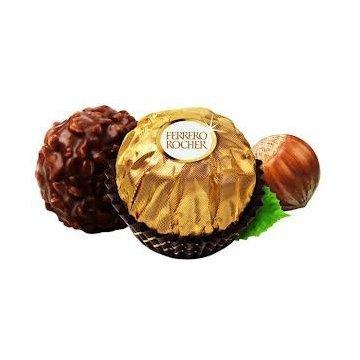 Конфеты Ferrero Rocher Diamante (T24x4 - 673), 300 г