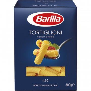 Макароны Barilla №83 Tortiglioni, 500 г