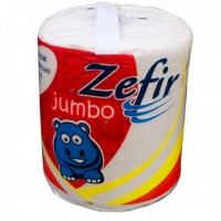 Бумажное полотенце Zefir Jumbo