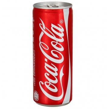 Кока-кола, 0,25 л (ж/б)