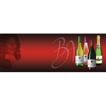 Вино Baron d'Arignac Rouge Medium Sweet (0,75 л)