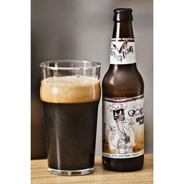 Пиво Flying Dog Gonzo Imperial Porter (0,355 л)